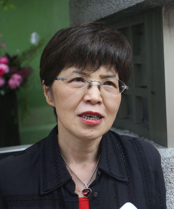 中山大學政治所教授廖達琪表示,蔡總統在國慶文告中明確向習喊話,兩岸領導人應有新的互動模式。圖/報系檔案照片