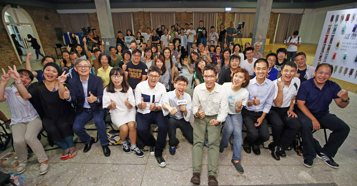 聯合報系願景工程晚間在華山文創園區舉辦「公民沙龍」座談會,以「水汙染」為主題,邀請大家一起探討如何保護珍貴的水資源。記者杜建重/攝影