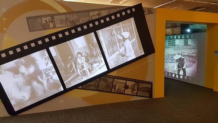 國家發展委員會檔案管理局舉辦「生活.話當年-1950、1960年代國家檔案影像特展」,從13萬張歷史典藏照片中精選166張,重現早期食衣住行等生活氛圍。記者吳佩旻/攝影
