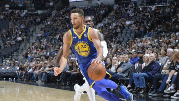 今日最佳運球- Stephen Curry (11月3日)
