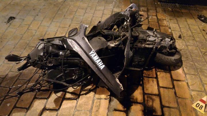 台中市西屯區文心路、西屯路口今天凌晨1時許發生死亡車禍,肇事的顏姓女子還騙警察肇事駕駛另有其人。記者陳宏睿/翻攝