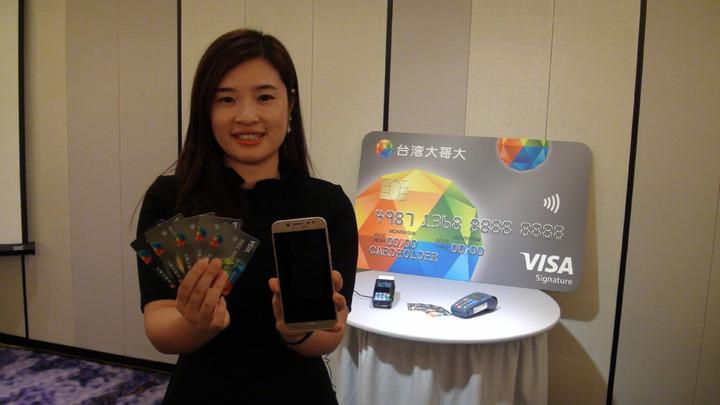 結合Wali App台灣大哥大悠遊聯名卡上市。 記者楊文琪/攝影