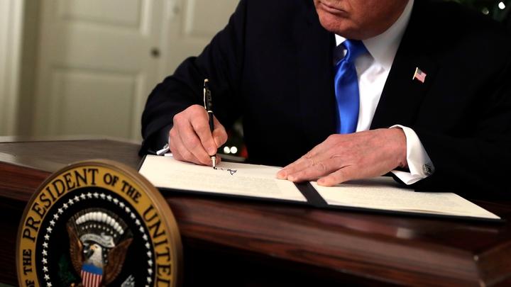 美國總統川普6日簽署宣言,承認耶路撒冷為以色列首都。美聯