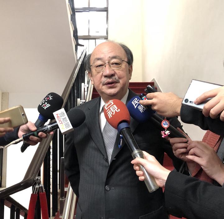 民進黨團總召柯建銘。記者丘采薇/攝影