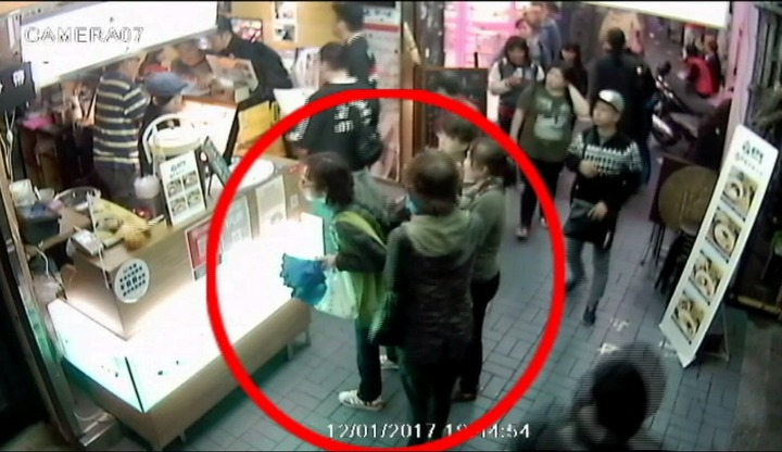 越南扒竊集團來台 專挑夜市下手