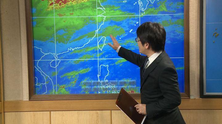 周日深夜會有一波鋒面快速南下,周一到周三屬於典型東北季風天氣型態,但溫度降幅不大,周四起水氣增強,迎風面的北部、東北部,局部降雨也會轉趨明顯。記者 謝育炘/攝影