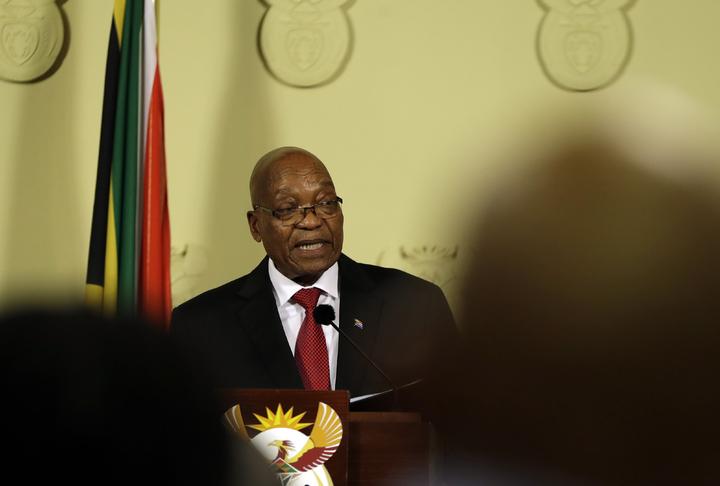 南非總統祖馬遭到執政黨「非洲民族議會」(ANC)正式公開要求下台之後,面對來自黨內的龐大壓力,總算在當地時間14日晚間公開宣布辭職下台,結束他長達九年的執政生涯。