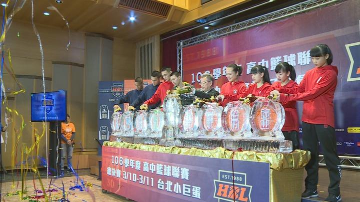 HBL四強決賽周六將在台北小巨蛋開打。攝影/記者陳聖文