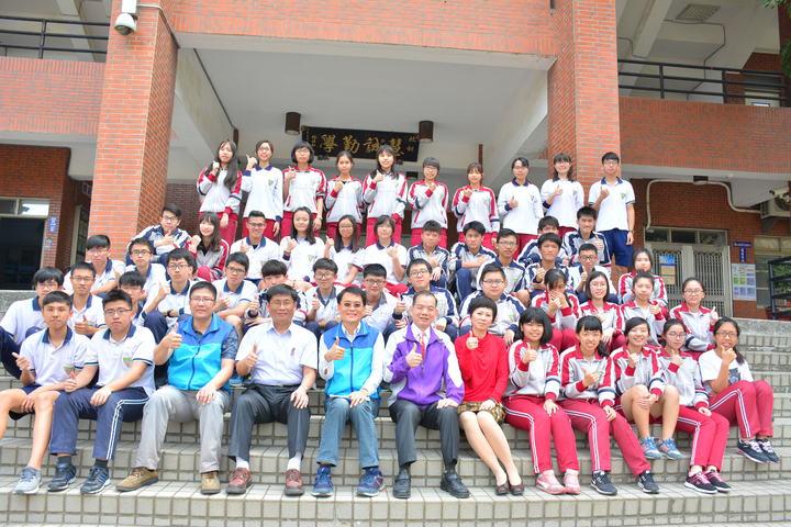 國立新化高中繁星錄取94人,高居全國第七,台南第一,創下該校歷年紀錄。記者吳淑玲/攝影
