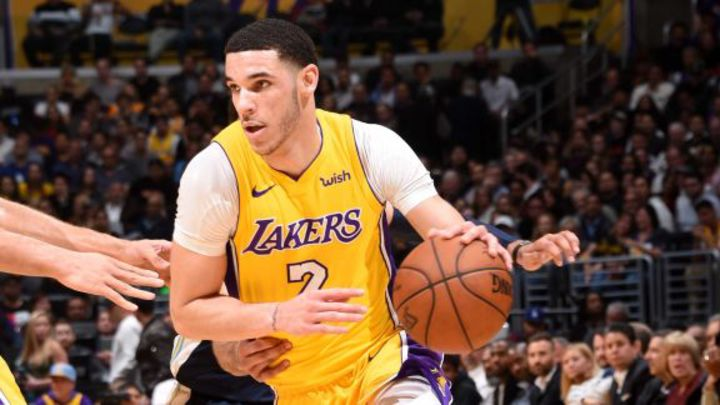今日最佳阻攻- Lonzo Ball (3月14日)