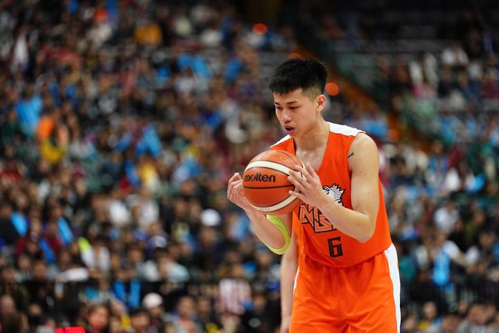 陳昱瑞獲頒106學年公開男一級MVP。 圖/大專體育總會提供