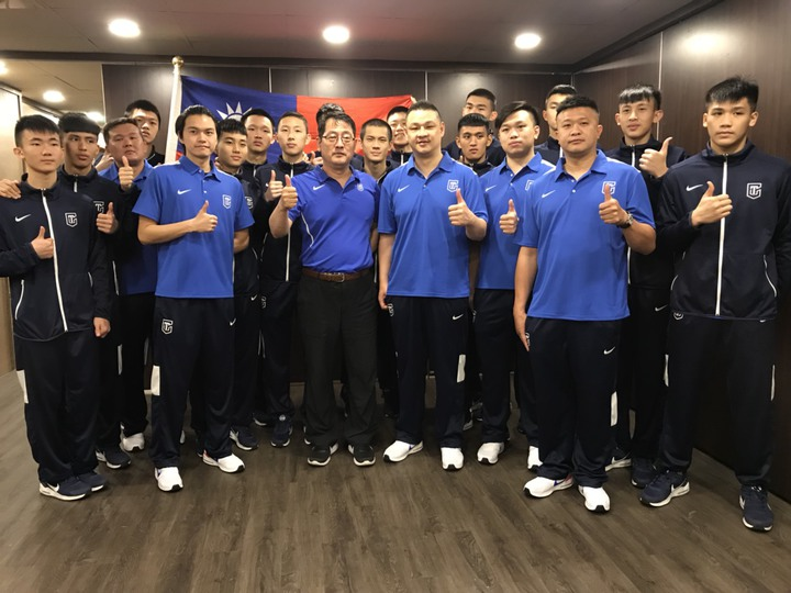U16男籃將在明天啟程前往大陸佛山備戰。記者劉肇育/攝影