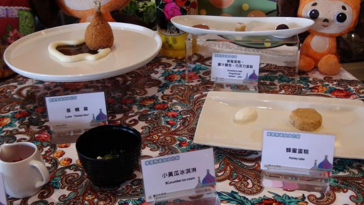 俄羅斯美食是融合法國與義大利的風味,既自然又可口,台北圓山飯店為推廣俄羅斯美食文化,特於今天起至4月29日舉辦「2018俄羅斯美食文化節」。 記者楊文琪/攝影