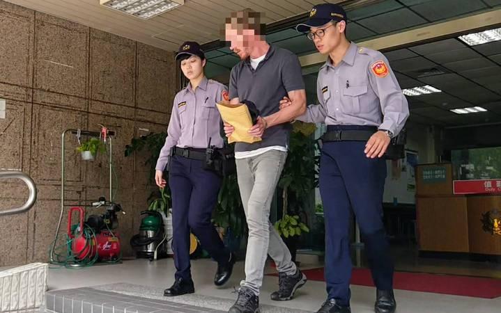 為跨國慶祝「國際大麻日」,美籍男子持毒遭逮。記者廖炳棋/翻攝