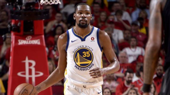 今日最佳灌籃- Kevin Durant (5月17日)