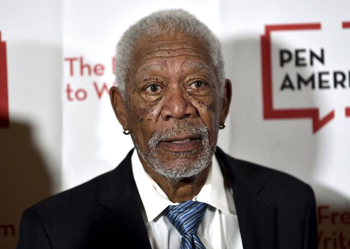 曾飾演過「上帝」、「曼德拉」的知名非裔男星摩根費里曼,遭多名女性指控性騷擾。美聯
