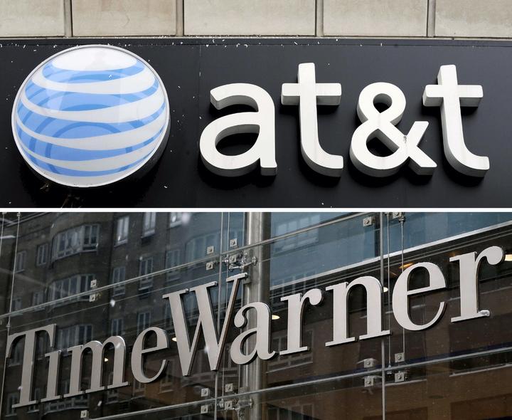 美國聯邦法院,12日放行AT&T以850億美元收購時代華納,預計將掀起垂直併購潮。歐新社
