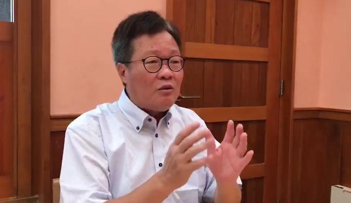 國內常因放不放颱風假引起爭議,宜蘭代理縣長陳金德表示,放颱風假要有新思維,重點是防災。圖/資料照