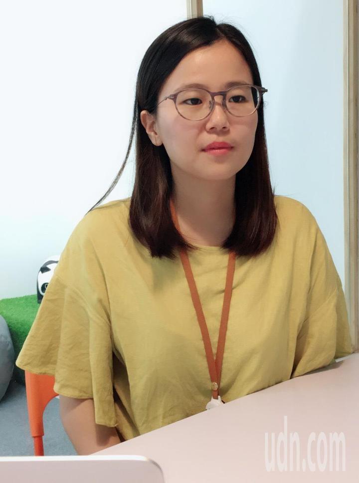 城市浪人授權管理總監簡以潔。記者陳皓嬿/攝影