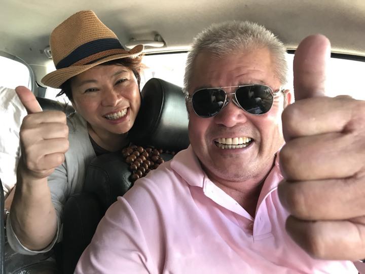 計程車司機當黃敏惠的民間代言人,黃強調自己與時俱進有新思維,「回鍋是要被檢驗的!」圖/黃敏惠競選團隊提供