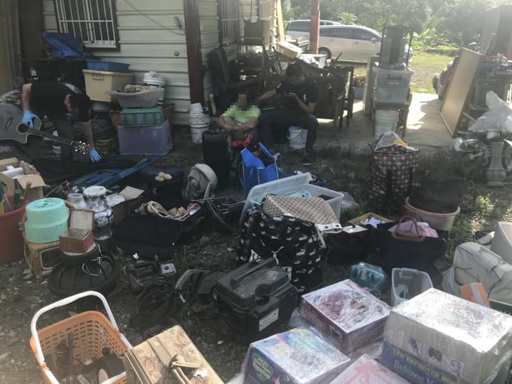陳姓男子組成竊盜集團偷遍大台北的住宅及工地,半年來涉及20件竊案,獲利1千多萬元。記者李奕昕/翻攝