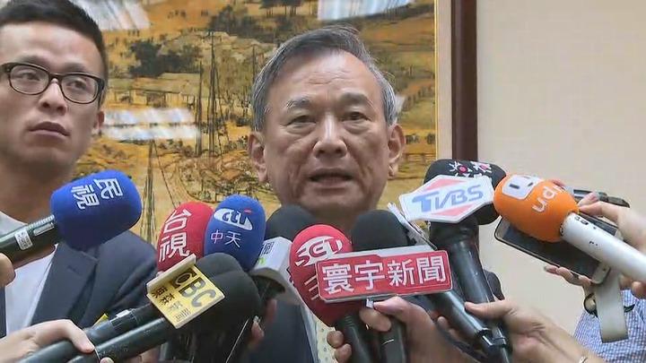 法務部次長陳明堂表示,花蓮地檢署檢察官林俊佑遭停職處分。攝影/記者陳聖文
