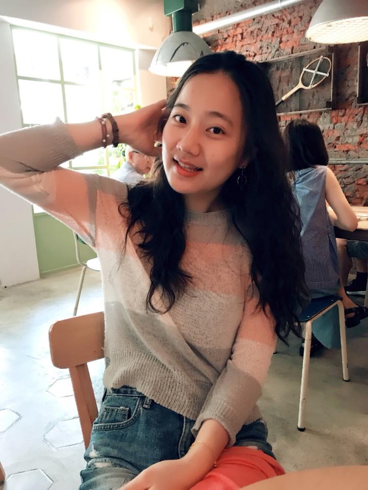 國民黨文傳會近日也低調培訓一位8年級生韓風正妹青年黨工洪于茜,要培養為黨的看板美少女協助黨務行銷。圖/洪于茜提供