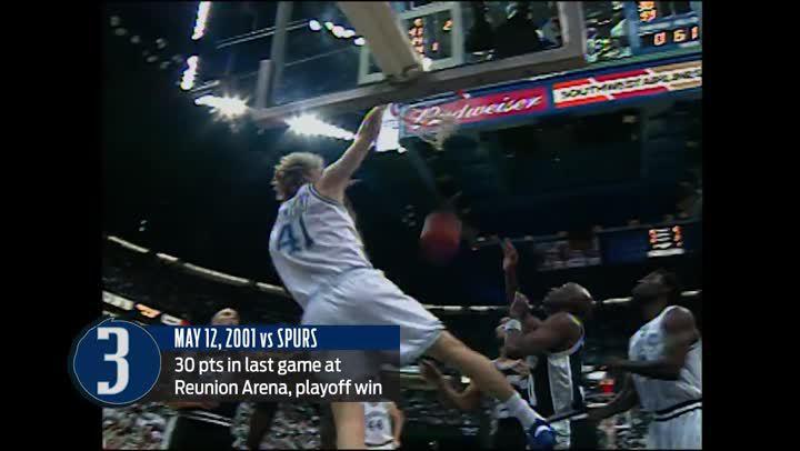 Dirk Nowitzki 生涯41大時刻 - 3
