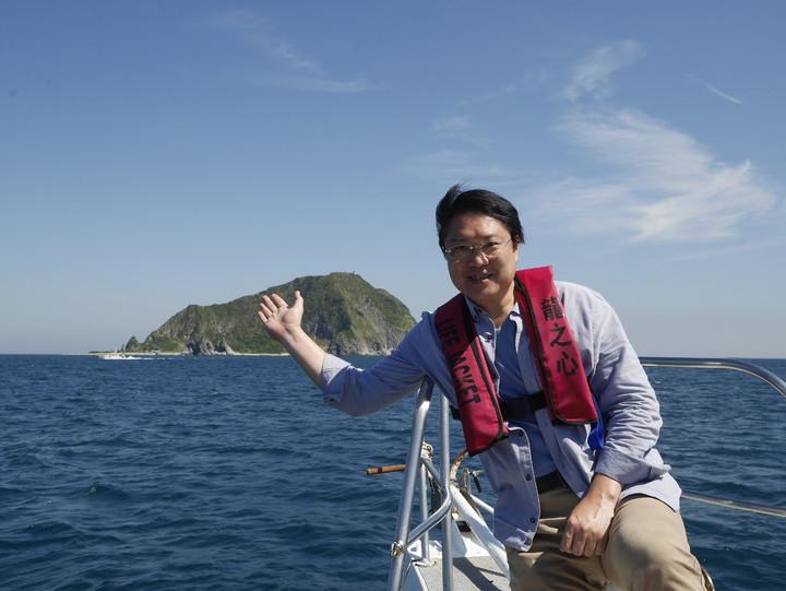 基隆嶼11月26日起試營運,可以登島了。記者吳淑君/攝影