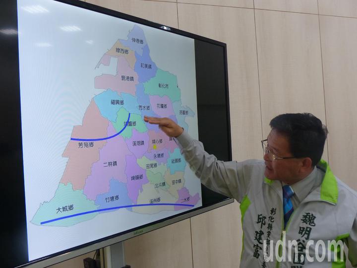 魏明谷競選總幹事邱建富表示,魏明谷完成「三橫三縱」田字型公路網拼圖,補助經費全部到位,逐步逐項落實「30分鐘生活圈」的目標。記者劉明岩/攝影