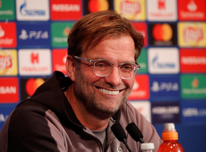 英超利物浦隊總教練克洛普(Juergen Klopp)時常妙語如珠。路透