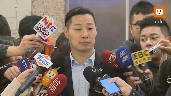 時代力量立委林昶佐受訪表示,他沒有規劃參選時力黨主席。記者莊昭文/攝影