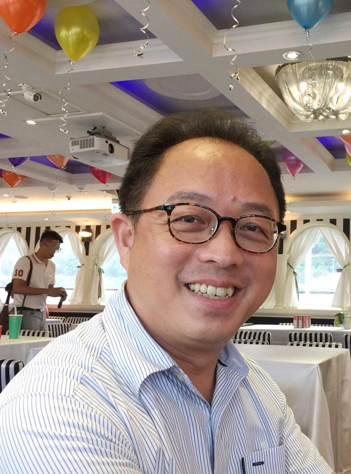 2019桃園燈會12日開幕,市府觀旅局長楊勝評(見圖),介紹桃園4大燈區好好玩。記者曾增勳/攝影