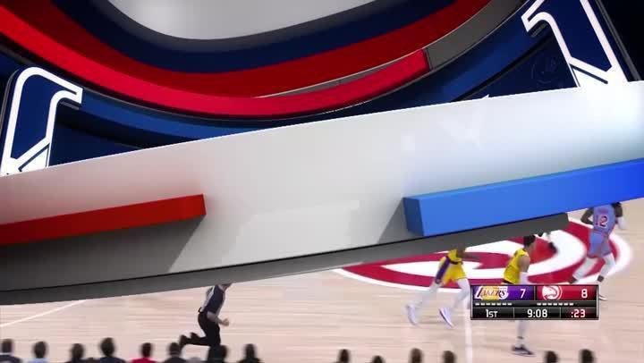 今日最佳球員- LeBron James (2月12日)
