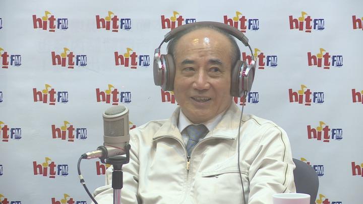 立法院前院長王金平上午接受電台專訪時表示,「徵召韓國瑜是假議題,現在不便回答,會依照自己既定的路繼續推進,沒有變化。」記者王彥鈞攝影