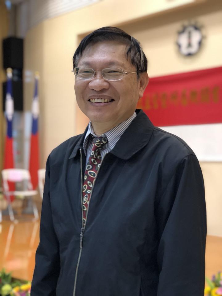 新任工務處長郭拱源現年62歲,老家在高雄,是台大土木工程研究所博士。記者王慧瑛/攝影