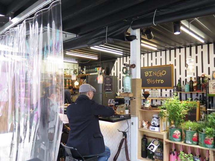 全新改裝的G10貨櫃市集仍保留餐飲貨櫃,提供民眾飲食休憩需求。記者張裕珍/攝影
