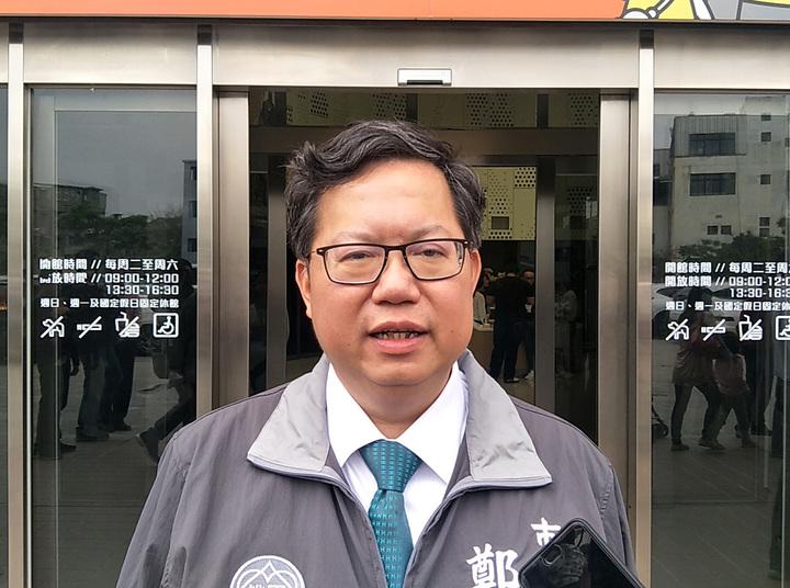 桃園市之鄭文燦(見圖)針對立委補選結果,表示人民只是給民進黨再一次機會,民進黨仍要盡全力把流失的民意支持找回來。記者曾增勳/攝影