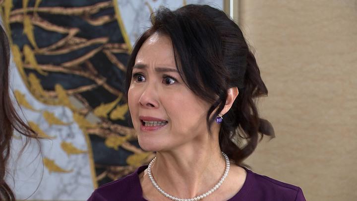 陳妍安飾演婆婆表情猙獰。圖/民視提供