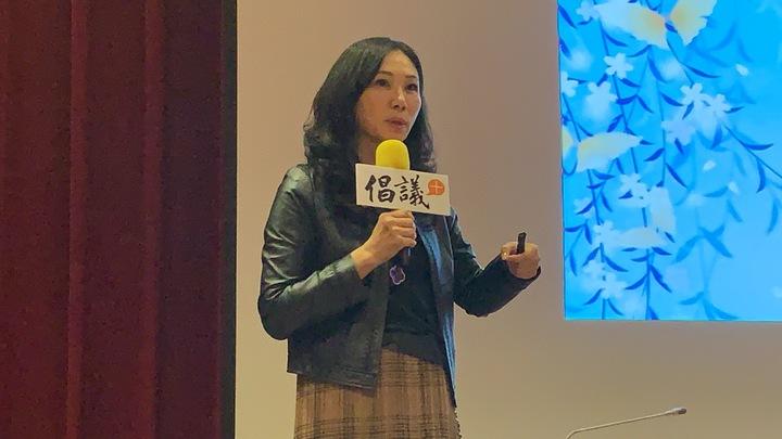 高雄市長夫人李佳芬。記者黃昭勇/攝影
