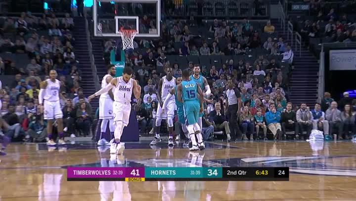 焦點對決- Kemba Walker vs. Karl-Anthony Towns (3月22日)