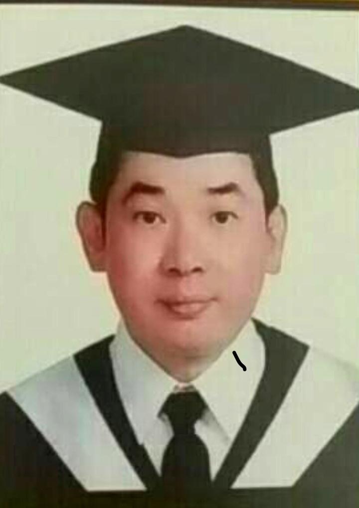 麻豆警分局刑事小隊長王世賢罹患血癌病故,享年51歲。記者謝進盛/翻攝