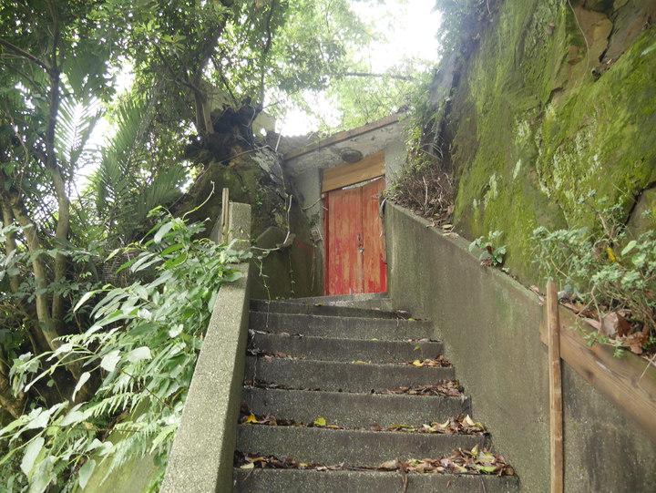 日治時期最後一任基隆市長,及台灣五大家族之子顏滄溟都曾經住過海之丘,修復後將成為基隆藝廊空間。記者吳淑君/攝影