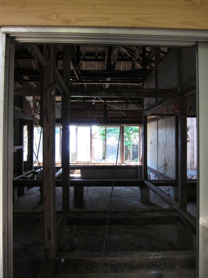 日治時期最後一任基隆市長,及台灣五大家族之子顏滄溟都曾經住過海之丘,修復後將成為基隆藝廊空間。圖/基隆文化局提供