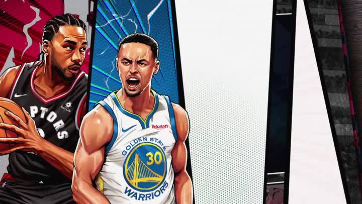 2019 NBA分區決賽宣傳片- Heroes