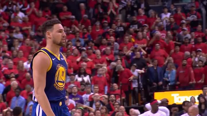 焦點球員- Klay Thompson (6月11日)