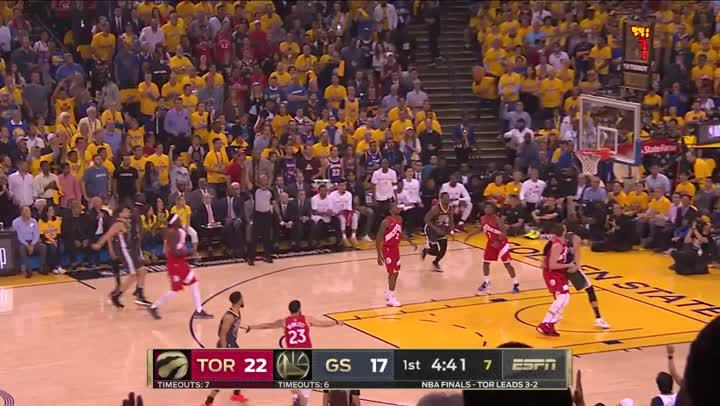 焦點球員- Klay Thompson (6月14日)