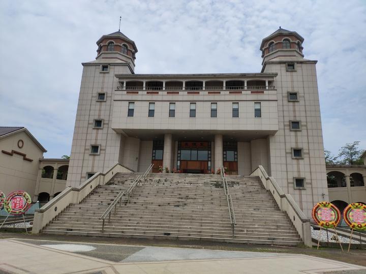 真理大學台南麻豆校區將來將「轉型」,外界關注。記者謝進盛/攝影