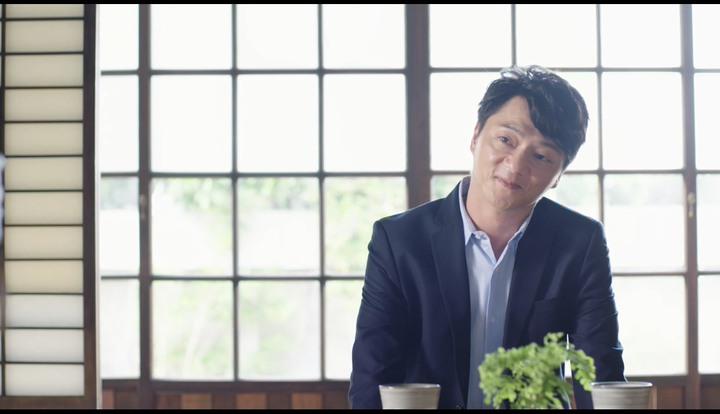 藍韋華演出「俗女養成記」。圖/華視提供