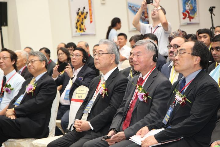 亞洲生產力組織智慧製造卓越中心今在中國生產力中心中區服務處啟動,同時針對智慧製造舉辦國際論壇。記者黃寅/攝影